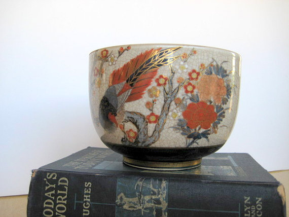 Chinoiserie bowl