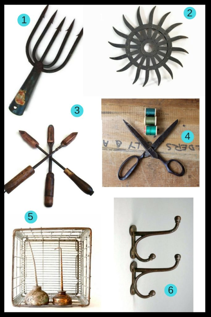 Industrial Chic Tools - Get The Look