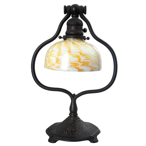 Tiffany zodiac table lamp